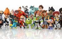 Фигурки героев из мультфильмов
